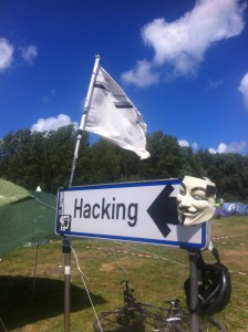 Hacking This Way At OHM 2013