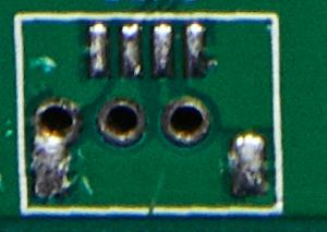 UART pins